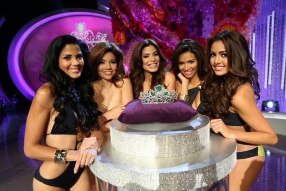 Nuestra belleza latina 2007 ganadora