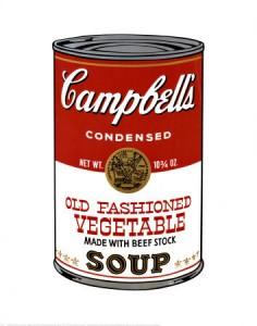 sopa  icono moda