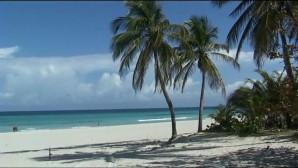 La playa más linda de Cuba