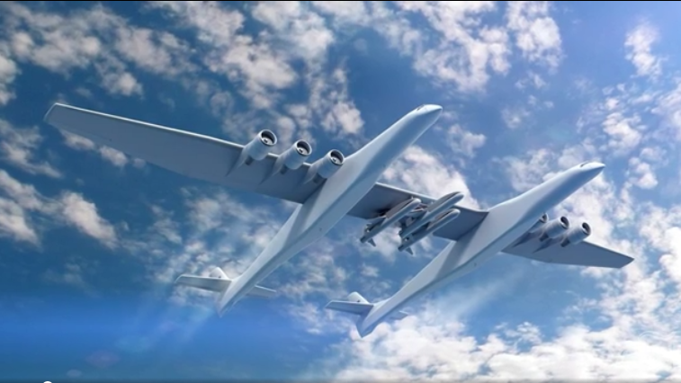 El  avión más grande del mundo