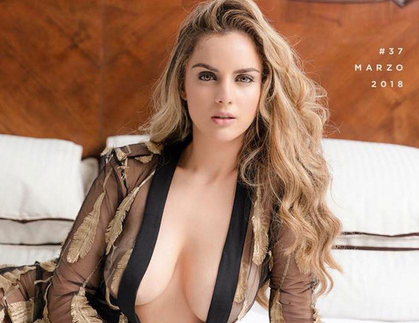 Cubana en la portada de revista