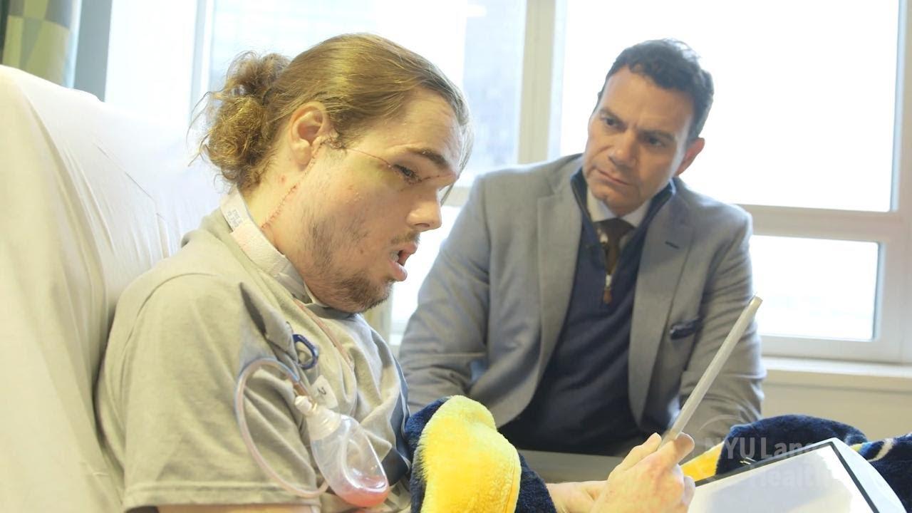 Maxilofacial cubano realiza trasplante de rostro