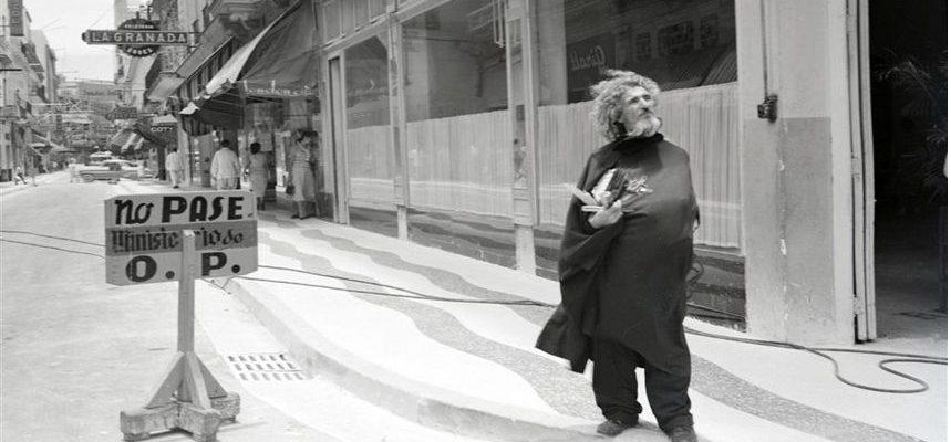 La historia del Caballero de París