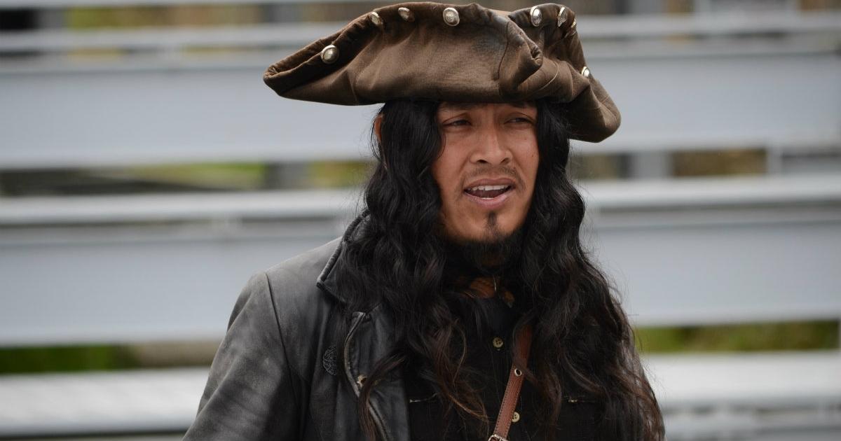 Un pirata cubano