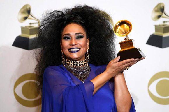 Aymée Nubiola gana Grammy