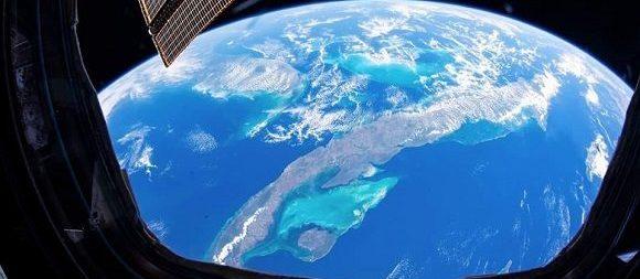 Cuba desde el espacio