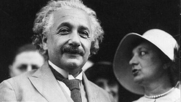 Albert Einstein en Cuba